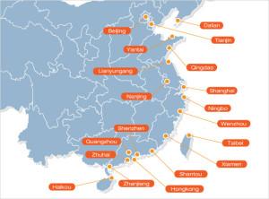Перевозки товаров из Китая