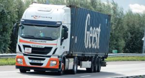 Перевозки автомобильным транспортом из Польши